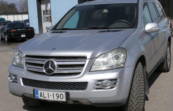 Mercedes-Benz GL 420 CDI 4 MATIC